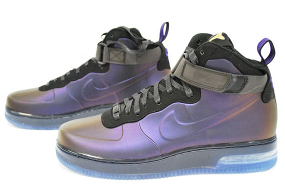 2f87220501d69 Kobe Bryant x Nike Air Force 1  Foamposite  - Hitting U.S. Retailers ...