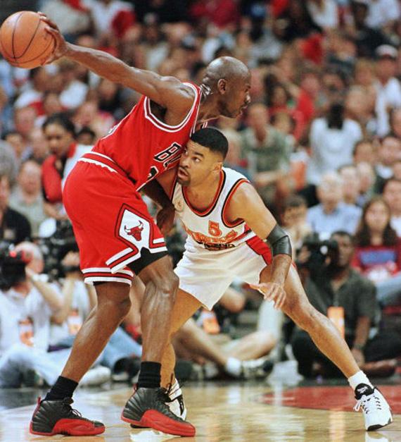 Michael Jordan: Success Story