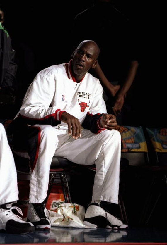 Michael Jordan Through The Years  Air Jordan XIII - SneakerNews.com ec3b1b47e