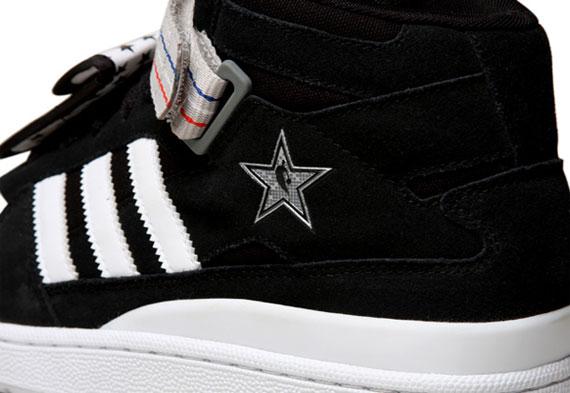 quality design d65b9 988d5 UNDFTD x adidas Originals Forum Mid NBA All Star 2011 30%OFF