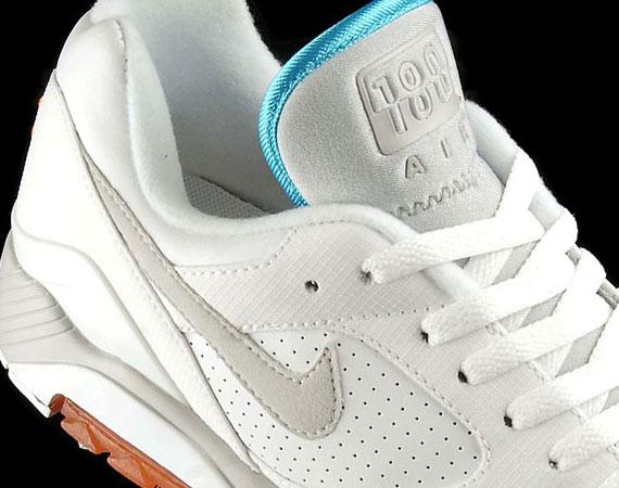 80%OFF Nike Air 180 White Perf Grey Orange Aqua