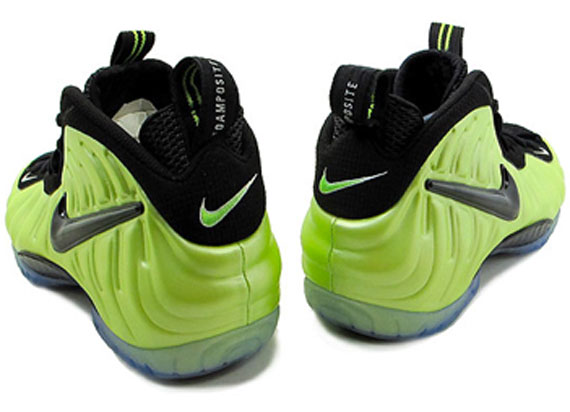 new style 53989 90724 Nike Air Foamposite Pro – Electric Green – Black – White   Available ...