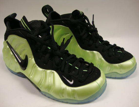 reputable site 22e54 0e09b Nike Air Foamposite Pro 'Electric Green' - New Detailed ...