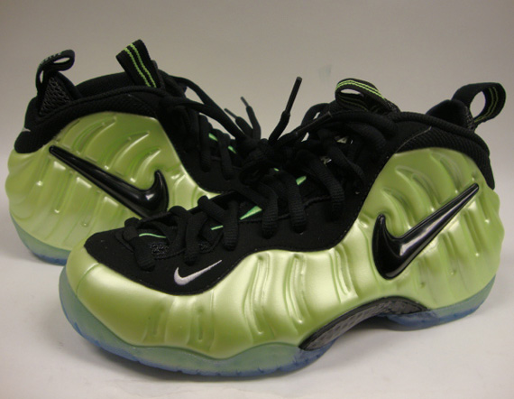 sale retailer 2c3fa 7b5ca Nike Air Foamposite Pro  Electric Green  - New Detailed Photos ...