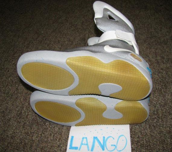 Nike Air Mag Custom Replica - Available on eBay