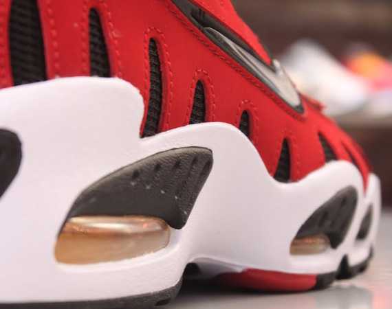 best service 00457 1277d Nike Air Max NM – Varsity Red – Black – White   Available