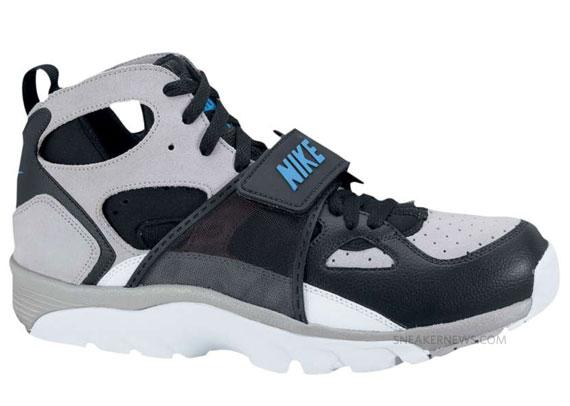 Nike Air Trener Huarache - Svart / Hvit-varsity Rediffmail 8LY1p