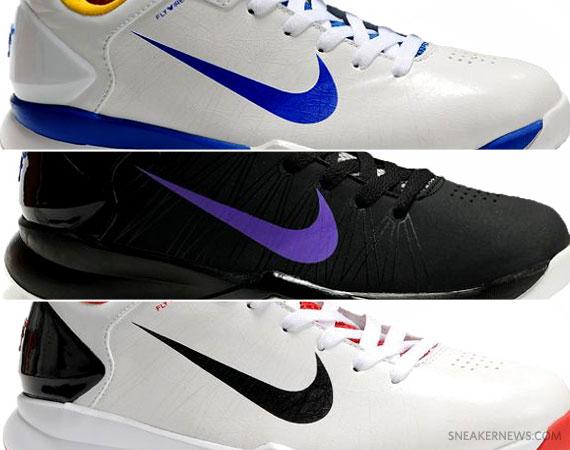 Nike Hyperdunk 2010 Low Upcoming Colorways