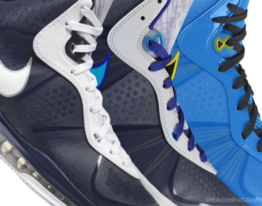 Nike LeBron 8 V/2 – March 2011 Releases