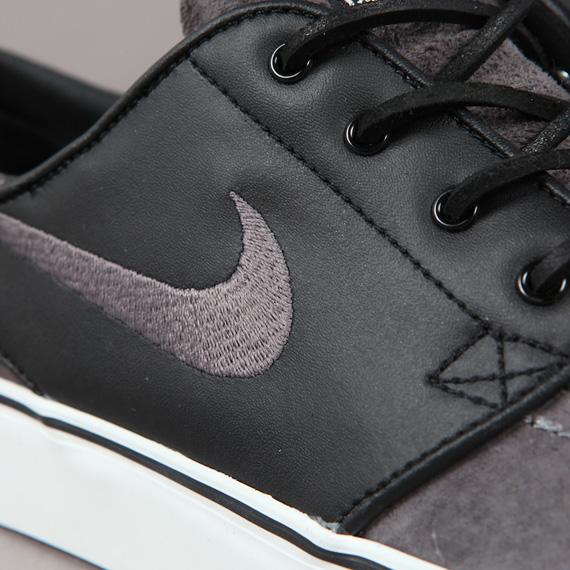 Nike Stefan Janoski Midnatt Tåke Svart BTRQ77nv