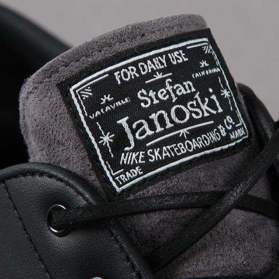 Nike Stefan Janoski Negro Medianoche Niebla aLsiubGUc