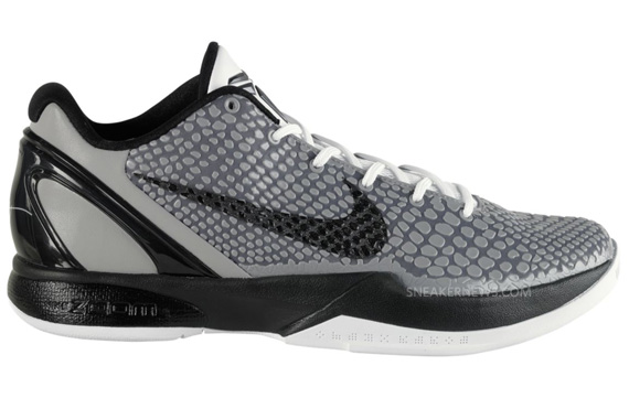 separation shoes ed1de 064b9 clearance nike kobe 6 grey 79881 f7c9a
