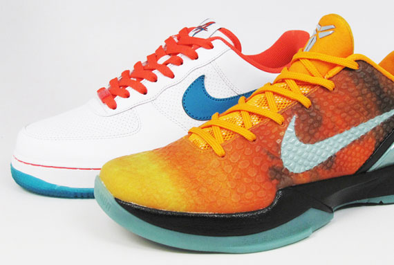 ed68d6b426f Advertisement. The third and final releasing colorway of the Nike Zoom Kobe  VI is the  Orange County  ...