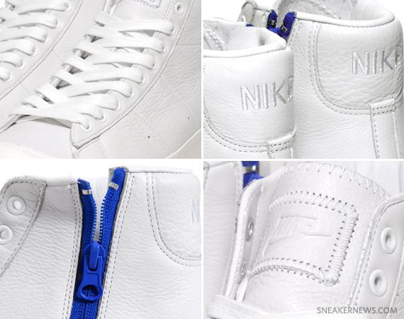 the best attitude 90a31 787c4 SOPHNET x Nike Blazer Mid AB TZ – White