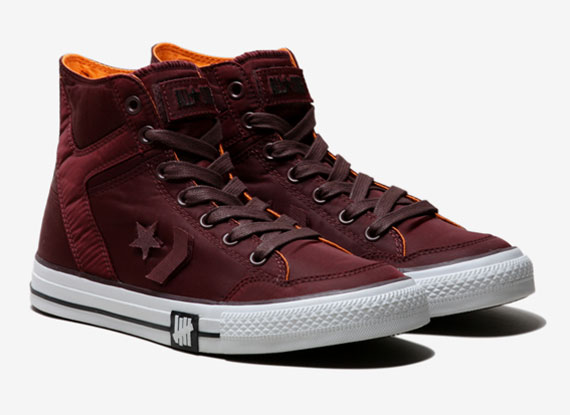 low-cost UNDFTD x Converse Poorman Weapon Burgundy New Images ... 2df59cd0b