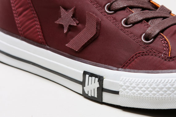 low-cost UNDFTD x Converse Poorman Weapon Burgundy New Images ... 86f17ce39954