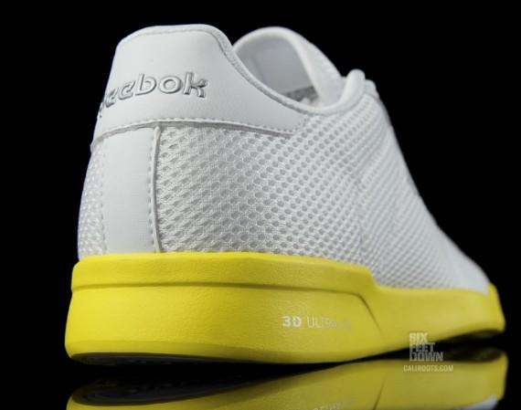 Reebok NPC II Ultralite - White - Yellow - SneakerNews.com b690820ff