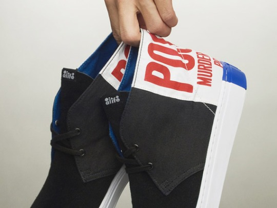 ALIFE Spring 2011 Footwear Collection