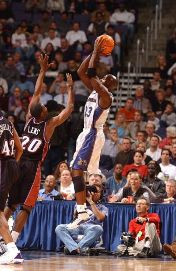 Michael Jordan Through The Years  Air Jordan XVII - SneakerNews.com 1fae7ef01