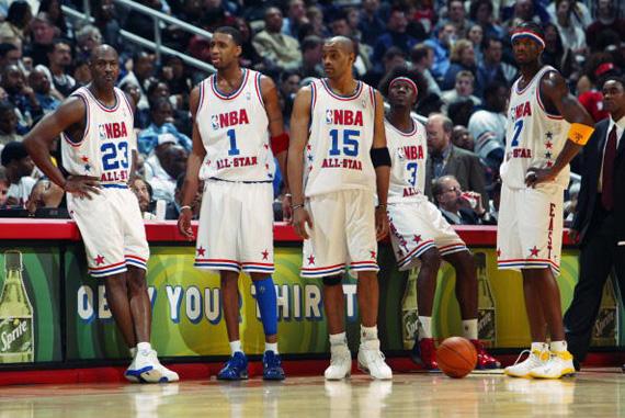 Michael Jordan Through The Years Air Jordan Xviii