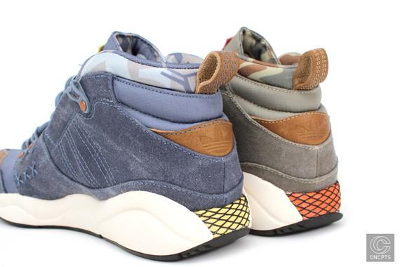 online store 02fc9 64da1 adidas Fortitude Mid - Camo Pack - SneakerNews.com