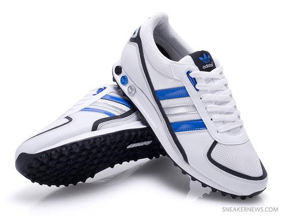taquigrafía activación Andrew Halliday  adidas LA Trainer II - Euro Exclusive - SneakerNews.com