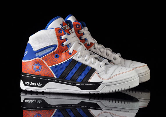 look for ee520 8d97e Star Wars x adidas Metro Attitude NYC Stormtrooper - SneakerNews.com