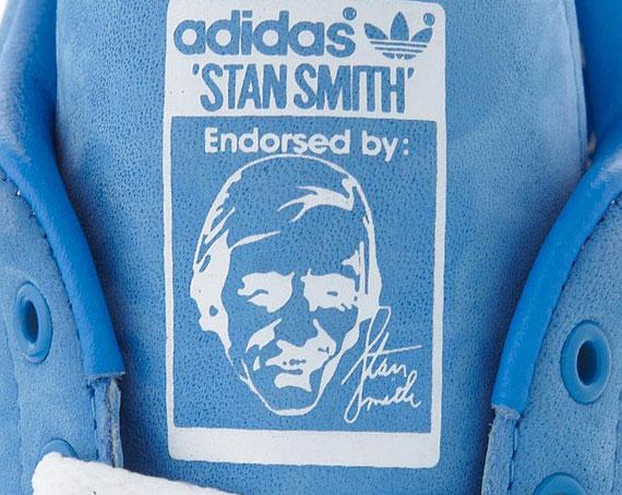 adidas Originals Stan Smith 80s - Blue - White  18205867c