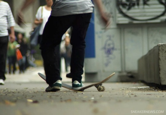 adidas Skateboarding Is All In