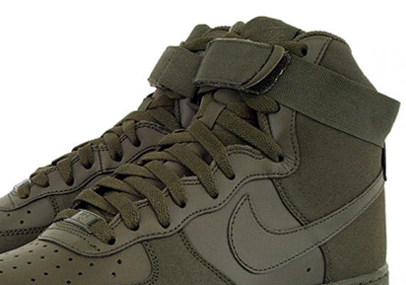 Nike Force Green