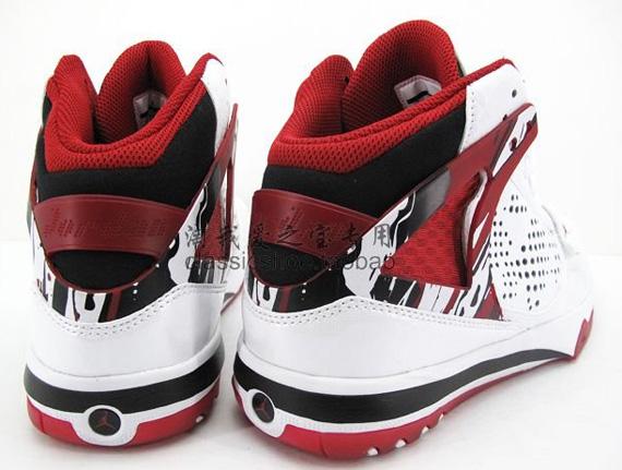 wholesale dealer dcd8b b3873 Air Jordan Phase 23 Hoops - White - Varsity Red - Black ...