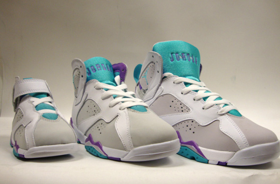 air jordan 7 retro blue and purple