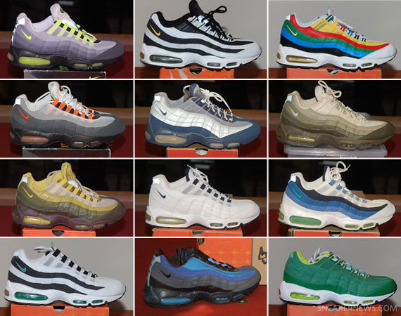 dafbe8a1a96db Collections  Nike Air Max 95 - Vince Bartozzi - SneakerNews.com