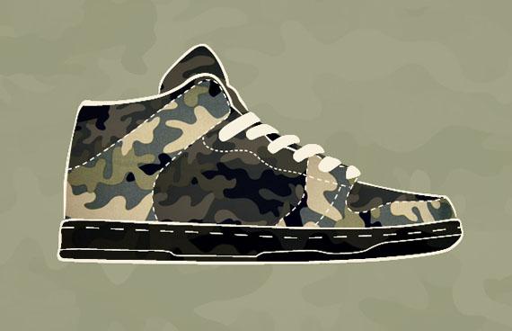 10 Best Camo Print Sneakers Complex.com