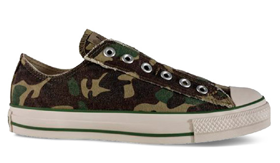 Converse Chuck Taylor All Star Low -  Faded Camo  Pack - SneakerNews.com a5e117b4bd07