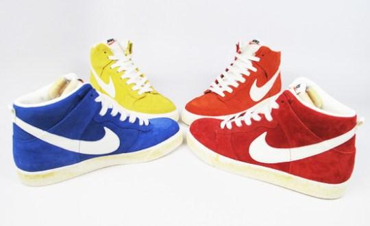 Nike Dunk High AC Vintage Pack Quickstrike @ 21 Mercer