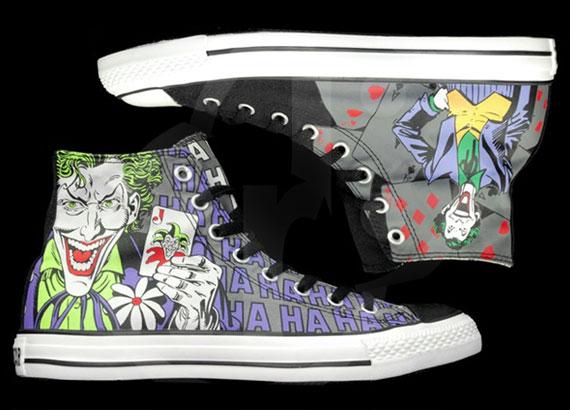 DC Comics x Converse Chuck Taylor Collection Available