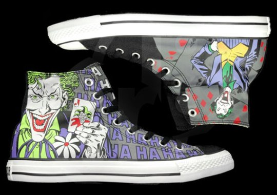 DC Comics x Converse Chuck Taylor Collection – Available