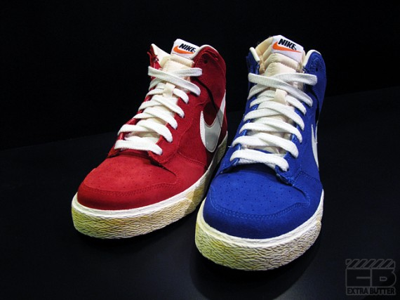 Nike Dunk High AC VNTG 'March Madness' Pack @ Extra Butter