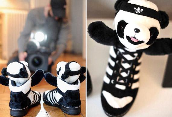 Jeremy Scott x adidas Originals JS Panda Fall Winter 2011 Preview Paris  70%OFF b718cc201dc9