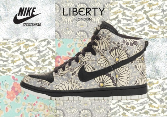 Liberty x Nike Sportswear Collection – Release Info