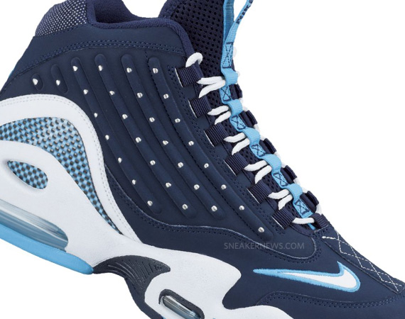 056f691a46 Nike Air Griffey Max II – Midnight Navy – White – Chlorine Blue | May 2011