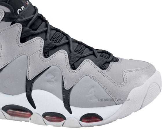 new styles 5b5a5 ff5aa Nike Air Max CB34 – Wolf Grey – Varsity Red   Available
