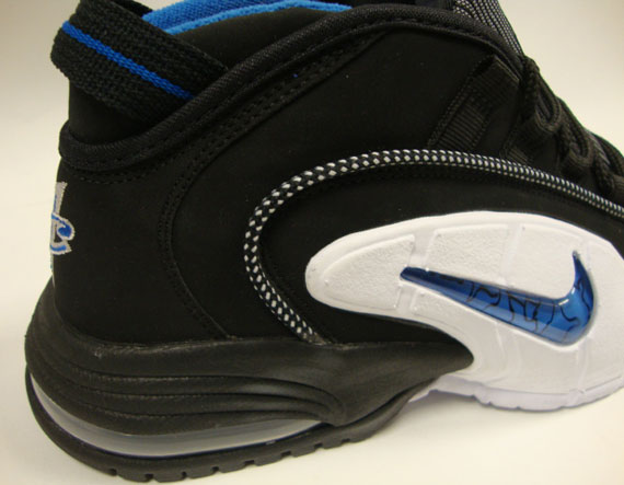 new lower prices shades of look good shoes sale Nike Air Max Penny 1 - Black - White - Varsity Royal | New Photos ...