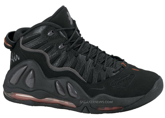 Nike Air Max Uptempo 97 Rojo Negro xAj3E1FfH7
