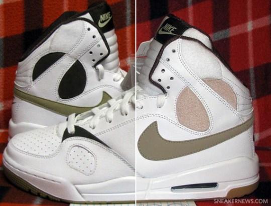 Nike Air PR1 – White – Brown – Summer 2011