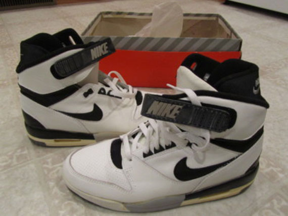 nike air revolution basketball shoes