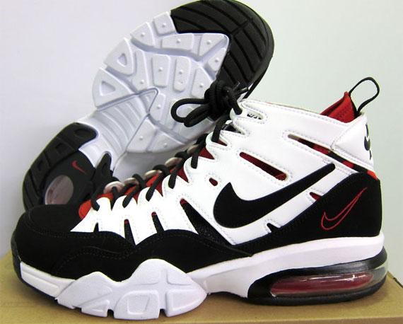 Nike Air Trainer Max2 '94 - White - Black - Varsity Red - SneakerNews ...