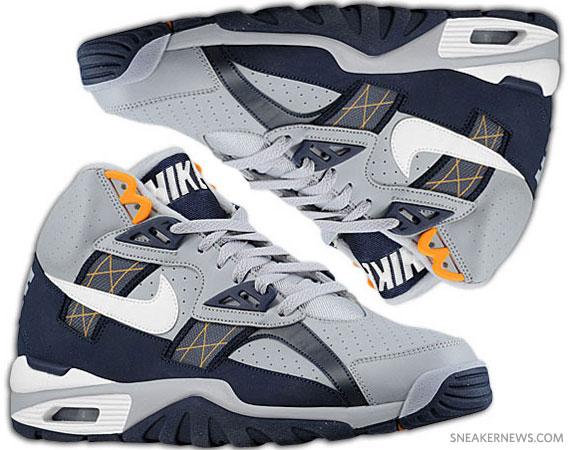 0e8aba4d75ea Nike Air Trainer SC High - Grey - Obsidian - Circuit Orange -  SneakerNews.com