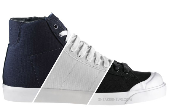 info for bc5ab ea9aa Nike Blazer Mid AB Canvas TZ – Three Colorways Available